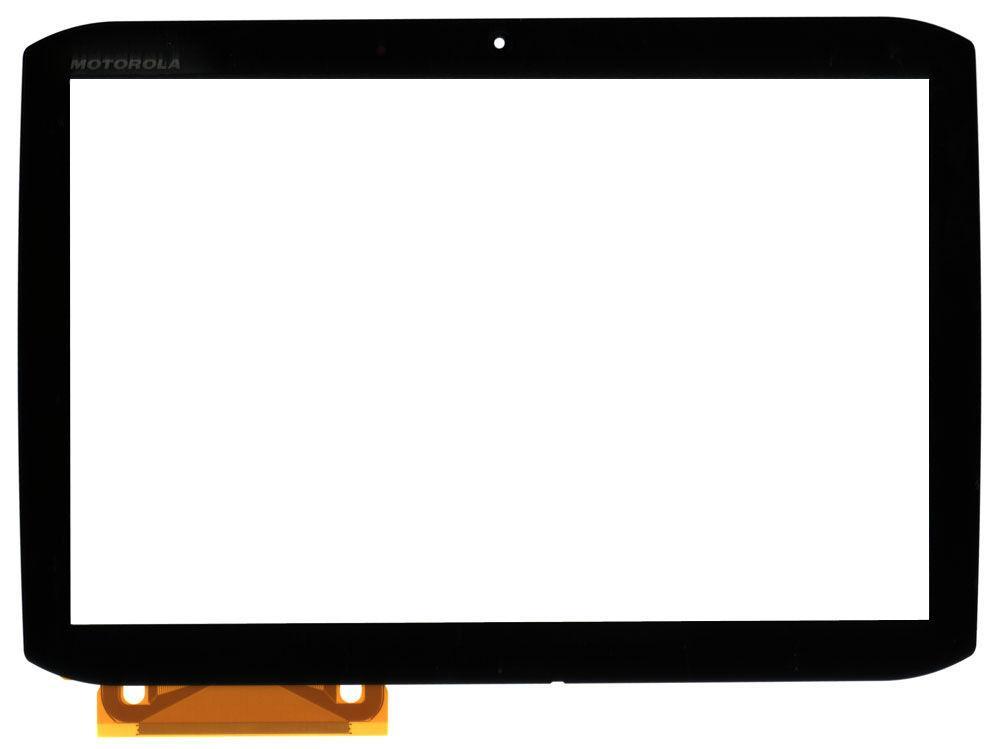 Тачскрин (Сенсорное стекло) для планшета Motorola MZ615, MZ616, MZ617, Xoom 2 черный