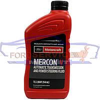 Масло трансмиссионное для АКПП MERCON V (0,946л.) для Ford до 2013