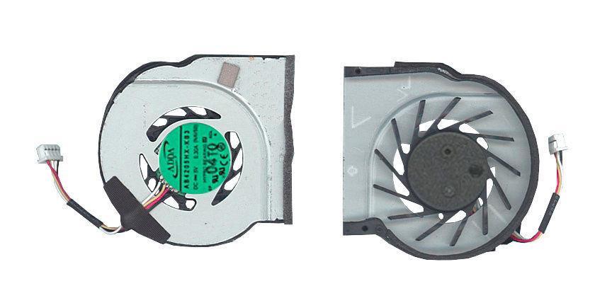 Вентилятор для ноутбука Acer Aspire One D255, D255E, D260, 532H, NAV50, NAV70, PAV70, 532, D255E, Happy,