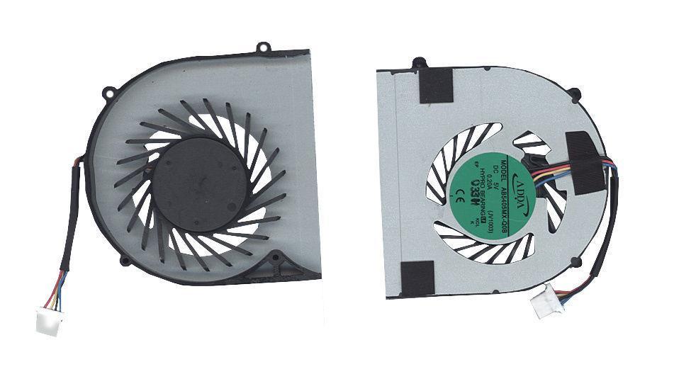 Вентилятор для ноутбука Acer Aspire One 721, 753, 753H, JV10, Aspire Timeline 1430, 1430Z, 1551, 1830, 1830T,