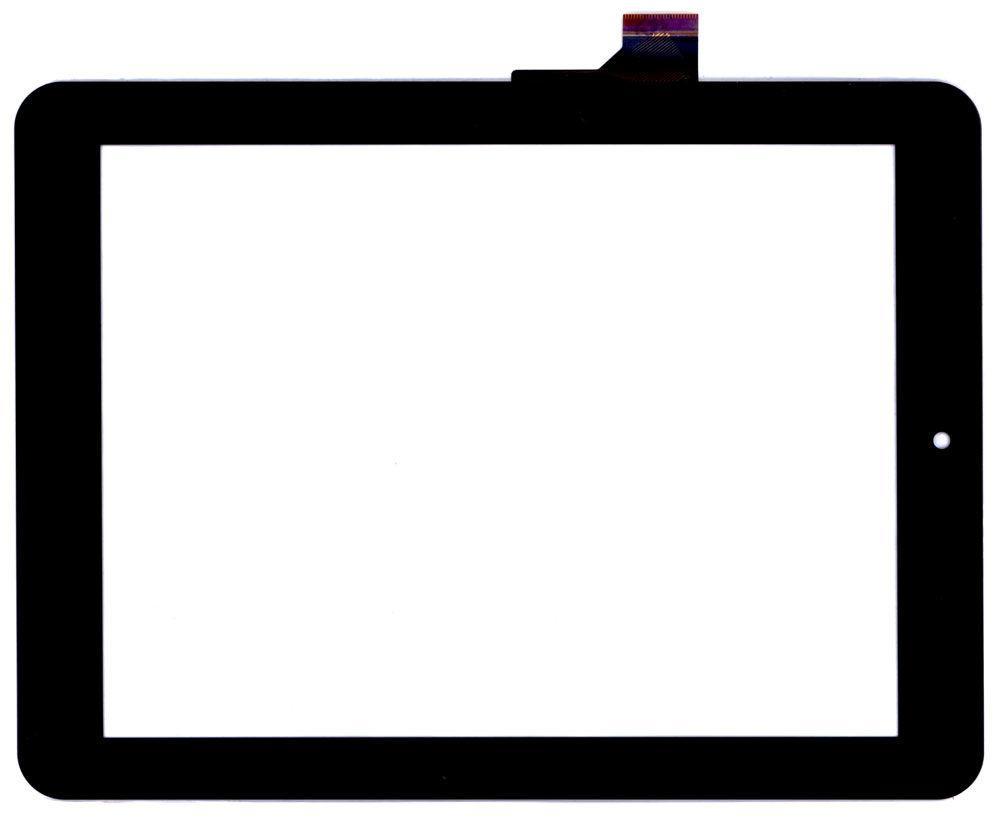 Тачскрин (Сенсорное стекло) для планшета Prestigio MultiPad 8.0 Pro Duo PMP5580C_DUO черный. Сняты с
