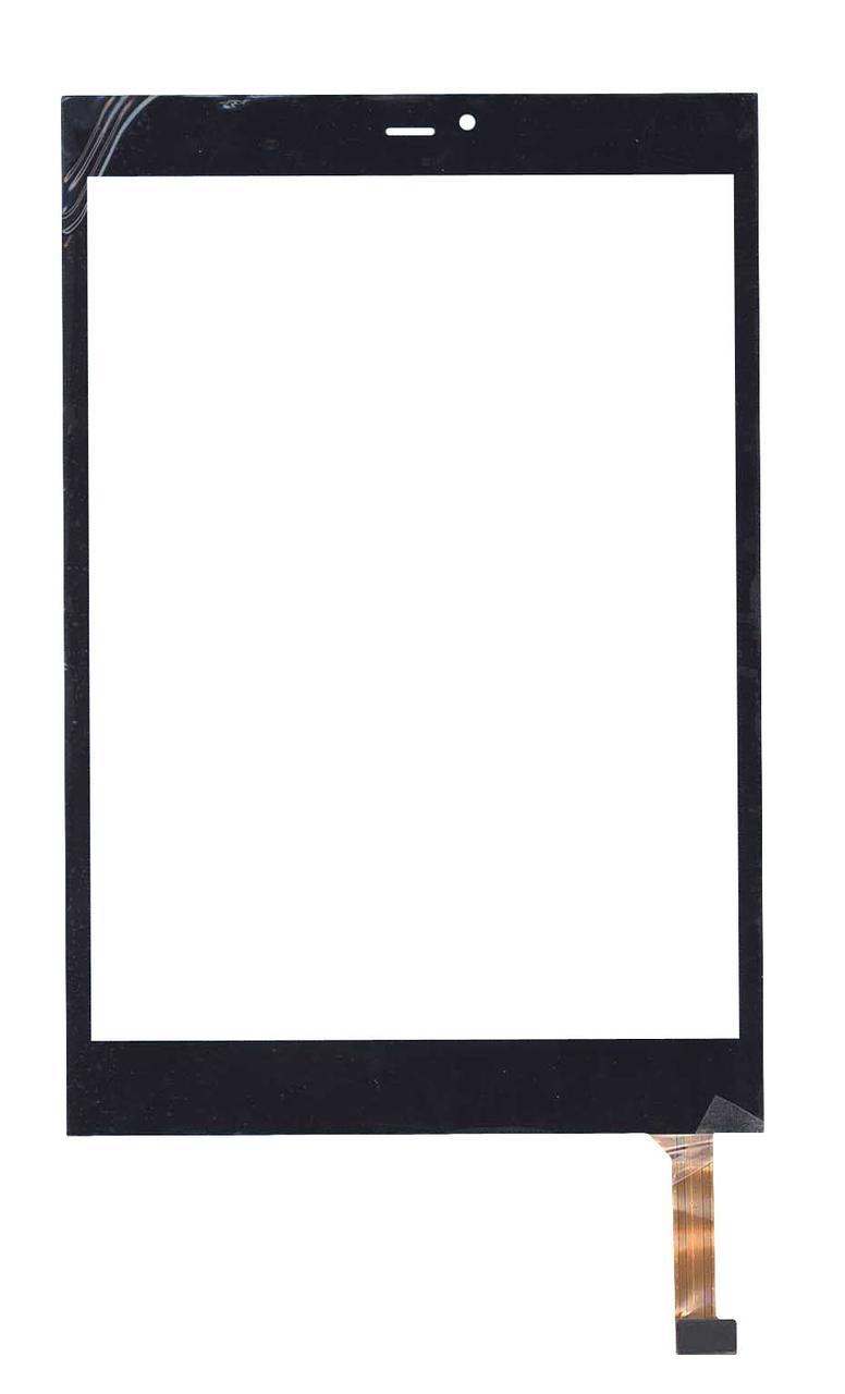 Тачскрин (Сенсорное стекло) для планшета Ritmix RMD-787 черный