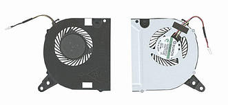 Вентилятор для ноутбука Acer Aspire Timeline Ultra M5-581, M5-581G, M5-581T, M5-581TG, 5V 0.16A 4-pin SUNON