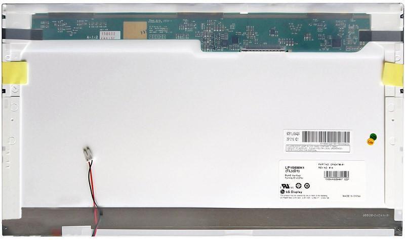 """Матриця для ноутбука 15,6"""", Normal (стандарт), 30 pin (знизу зліва), 1366x768, Лампова (1 CCFL), без кріплень,"""