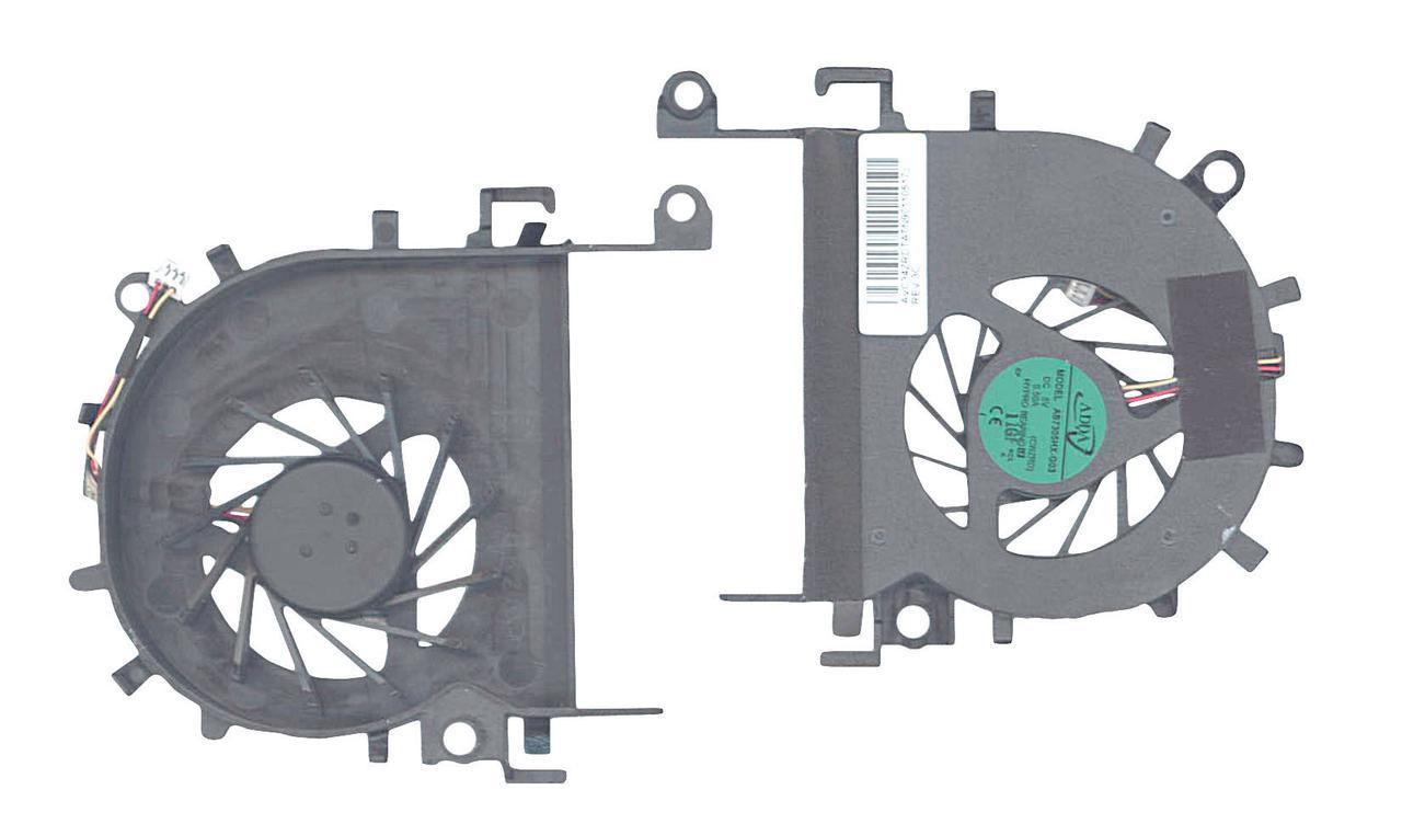 Вентилятор для ноутбука Acer eMachines E732, E732Z, E732ZG, E732G VER-1, 5V 0.5A 3-pin ADDA