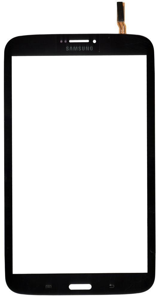 Тачскрин (Сенсорное стекло) для планшета Samsung Galaxy Tab 3 8.0 SM-T311, T3110, T315 черный