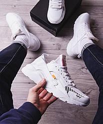 Мужские кроссовки Найс ОФФ Pobedov (белые) 44 (28 см)