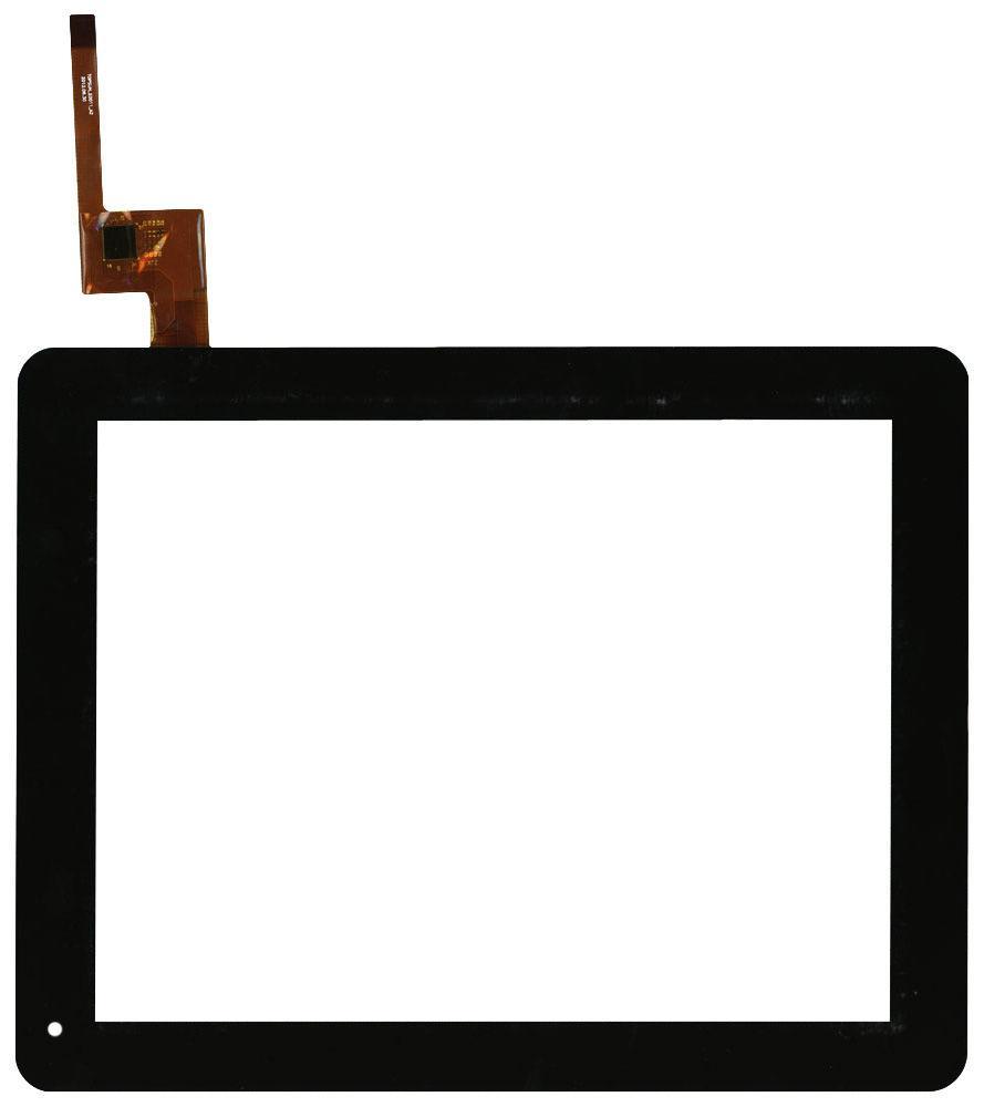 Тачскрин (Сенсорное стекло) для планшета Texet TM-9740, Explay Informer 921, IconBIT NetTab Space черный