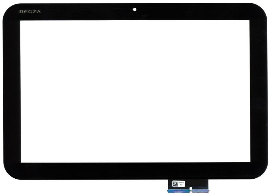 Тачскрин (Сенсорное стекло) для планшета Toshiba Excite 10 AT300 черный