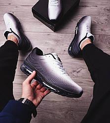 Мужские кроссовки Ривал 360 Pobedov (черно-белые) 42 (27.5 см)