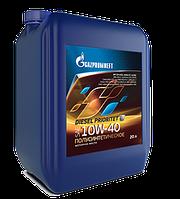 Масла моторные всесезонные универсальные Gazpromneft  Diesel Prioritet 10W-30, 10W-40, 15W-40