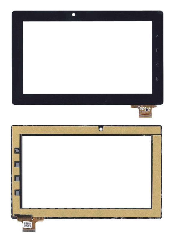Тачскрин (Сенсорное стекло) для планшета ZHC-170A, Digma DA700N, Prology iMap 7000 Tab,  Freelander PD20 Great