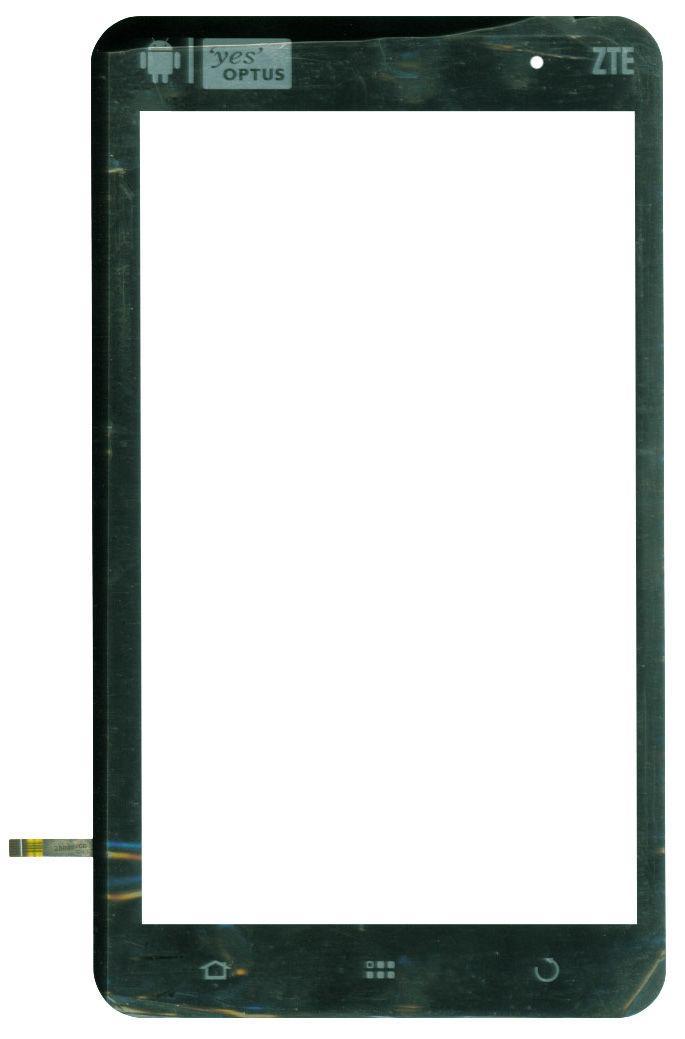 Тачскрин (Сенсорное стекло) для планшета ZTE 2800F черный