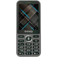 Мобильный телефон Sigma X-style 31 Power Grey (4827798854754)