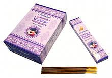 Аромапалочки натуральные индийские благовония Расслабление Ayurvedic Ralaxation