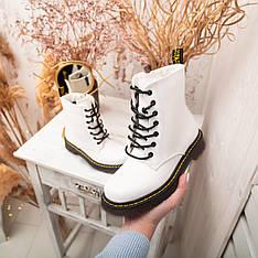 Женские ботинки Стилли Эир Вейт Pobedov (белые)