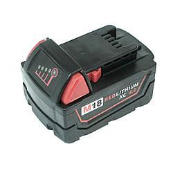 Аккумулятор для шуруповерта Milwaukee 48-11-1828 4.0Ah Li-Ion 18V черный