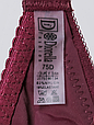 Бюстгальтер Diorella 61583D оптом, чашка D, цвет Бордовый, фото 5
