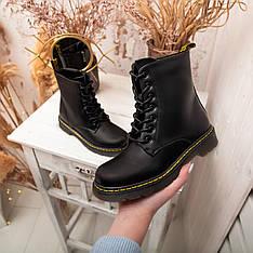 Женские ботинки Стилли Эир Вейт Pobedov (черные)