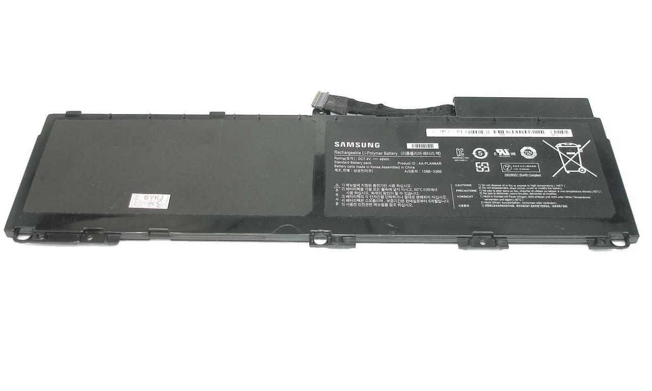 Аккумуляторная батарея для ноутбука Samsung AA-PLAN6AR 7.4V Black 6150mAh Orig