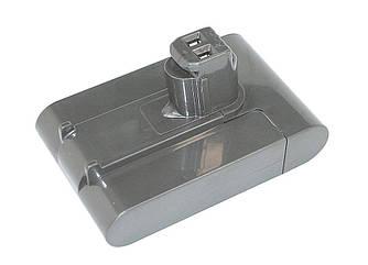 Аккумулятор для пылесоса Dyson DC31 Type A 1500mAh Li-ion 22.2V черный