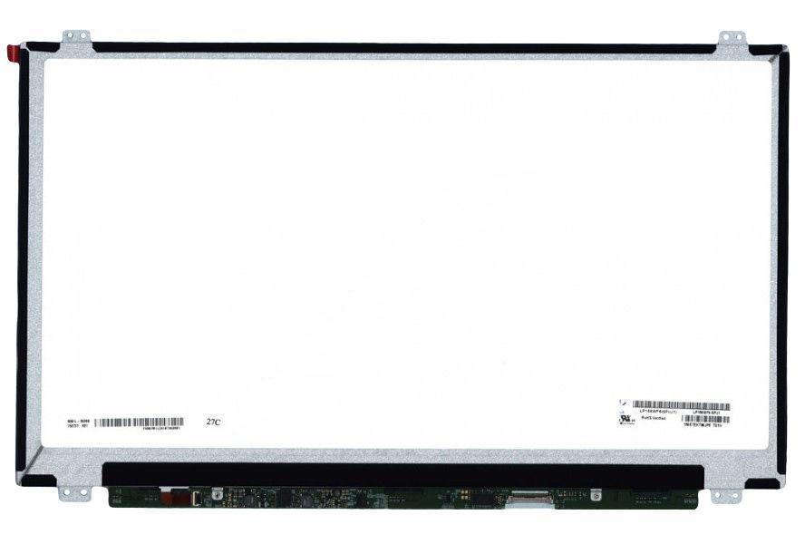 "Матрица для ноутбука 15,6"", Slim (тонкая), 30 pin eDP (снизу справа), 1920x1080, Светодиодная (LED), IPS,"