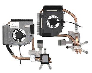 Система охлаждения для ноутбука HP 5V 0,38А 3-pin DELTA, Pavilion DV5, DV5T (AMD)