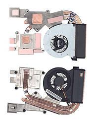 Система охлаждения для ноутбука Lenovo 5V 0,45А 4-pin Sunon, IdeaPad Y400, Y500 (Intel I3, I5) ver.2