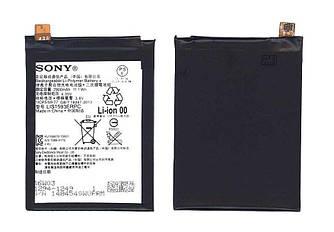 Оригинальная аккумуляторная батарея для смартфона Sony LIS1593ERPC E6653 Z5, E6683 Z5 Dual 3.8V Black 2900mAhr