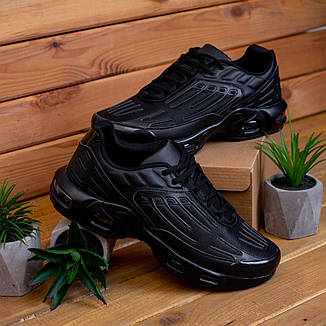 Чоловічі кросівки Ривал Білл ТН Pobedov (чорні), фото 2