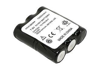 Аккумуляторная батарея для радиостанции Motorola HT10 Radius P10, P50, SP10, SP21 Ni-MH 1000mAh 7.2V