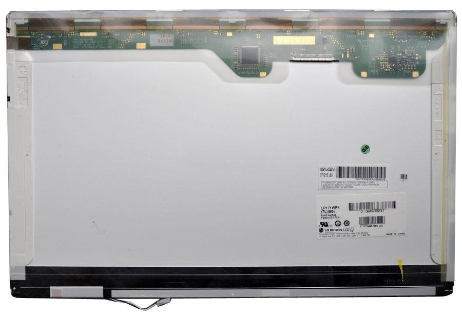 "Матрица для ноутбука 17,1"", Normal (стандарт), 30 pin (сверху справа), 1440x900, Ламповая (1 CCFL), без"