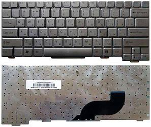Клавиатура Sony Vaio (VGN-TX) Silver, RU