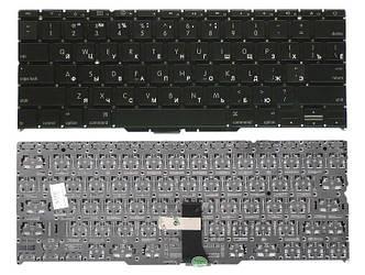 Клавиатура для ноутбука Apple MacBook Air 2010+ A1370 (2010, 2011 года), A1465 (2012, 2013, 2014, 2015 года)