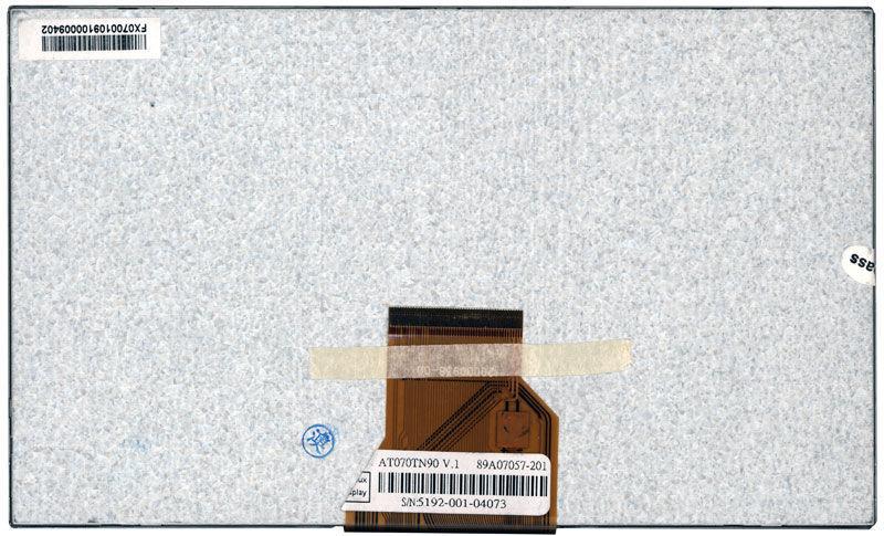 """Матриця для планшета 7"""", Normal (стандарт), 50 pin (знизу по центру), 800x480, Світлодіодна (LED), без"""