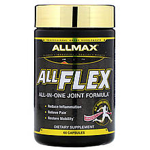Для суставов и связок AllMaxx  ALLFLEX 60 капсул
