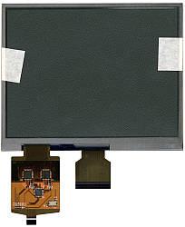 "Матрица для электронной книги 6.0"", E-Ink, 50 pin (внизу по центру), 800x600, без креплений, матовая, AU"