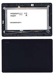 Матрица с тачскрином (модуль) для ноутбука Asus Transformer Book T100, 1010 черный. Сняты с аппаратов