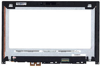 Матрица с тачскрином (модуль) для ноутбука Lenovo ThinkPad T540P черный