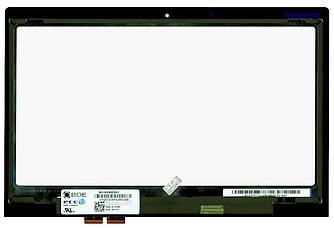 Матрица с тачскрином (модуль) для ноутбука Lenovo Thinkpad Yoga 14 черный