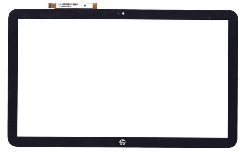 Тачскрин (Сенсорное стекло) для HP TouchSmart 15-F черный