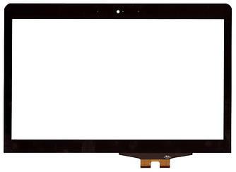 Тачскрин (Сенсорное стекло) для Lenovo ThinkPad Edge E431 черный