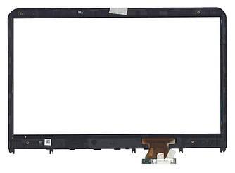 Тачскрин (Сенсорное стекло) для Lenovo ThinkPad S3 Touch черный. Сняты с аппаратов