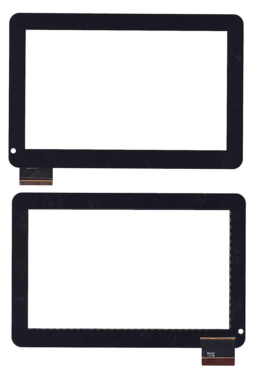 Тачскрин (Сенсорное стекло) для планшета Acer Iconia B1-720 5528L FPC-1 черное