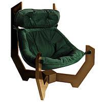 """Кресло-гамак """"Helix"""" 80х77х104 см. Цвет Зеленый"""