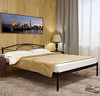 """Кровать """"Палермо 1"""" Металлический каркас, Без изножья, фото 1"""