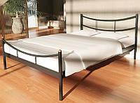 """Кровать """"Сакура 1"""" Металлический каркас, Без изножья"""