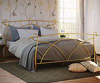 """Кровать """"Флоренция 2"""" Металлический каркас, C изножьем"""