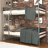 "Кровать двухъярусная ""Флай Дуо"" 90х200 см. Металлический каркас"
