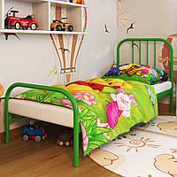 """Кровать детская """"Бамбо"""" 140х60 см. Металлический каркас"""